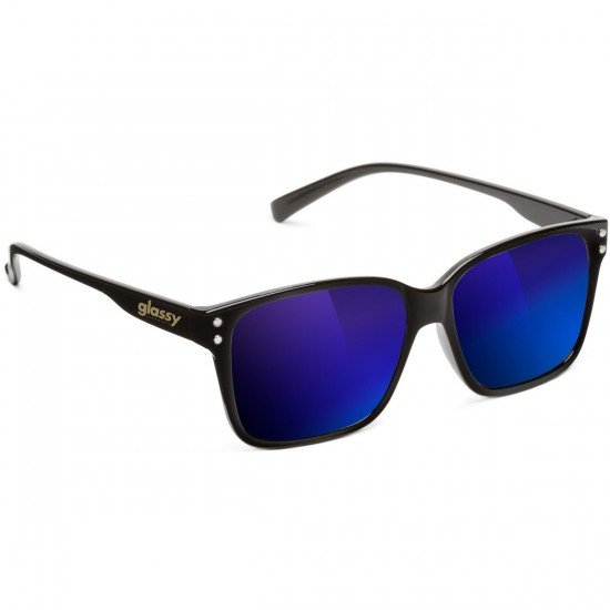 Glassy Fritz Sunglasses - Black B/M