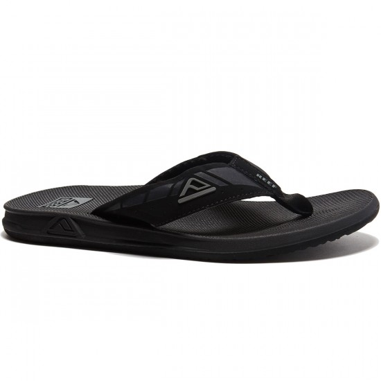 Reef Phantom II Sandals - Black - 8.0
