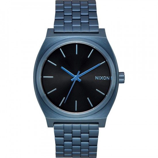 Nixon Time Teller Watch - All Blue/Black Sunray