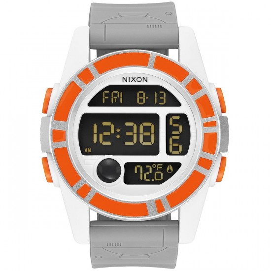Nixon X Star Wars Unit SW Watch - BB-8 Orange/Black