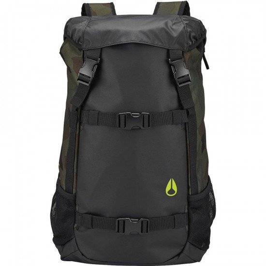 Nixon Landlock II Backpack - Geo Camo