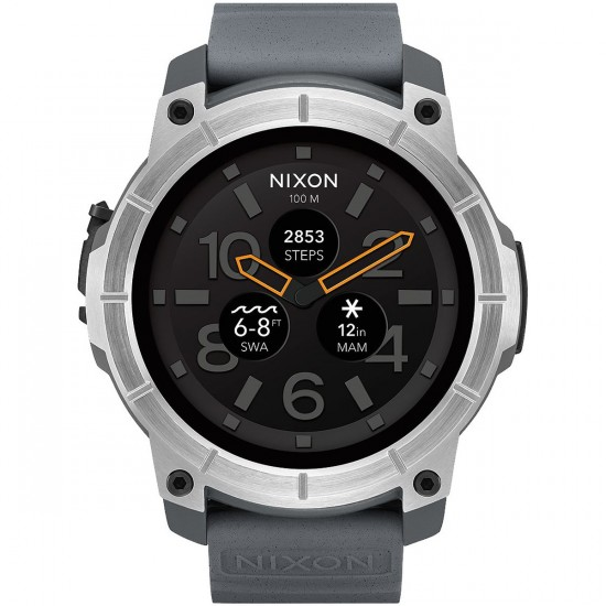 Nixon Mission Watch - Concrete