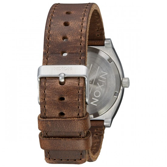 Nixon Time Teller Watch - Ombre/Taupe