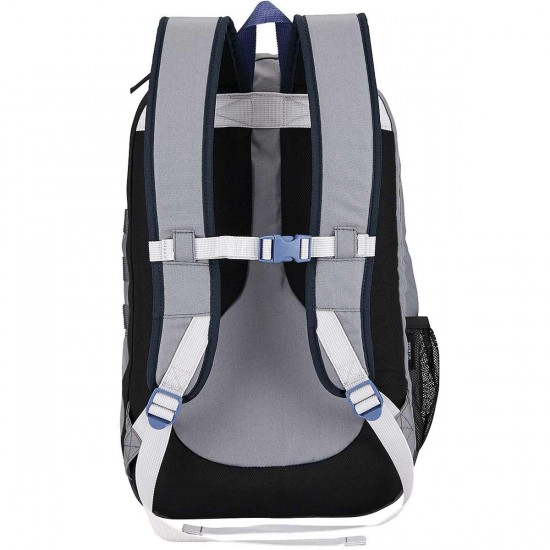 Nixon Smith Skatepack II Backpack - Navy/Gray