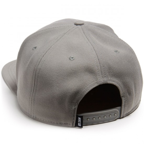 Nike SB Icon Pro Hat - Dust/Black/White