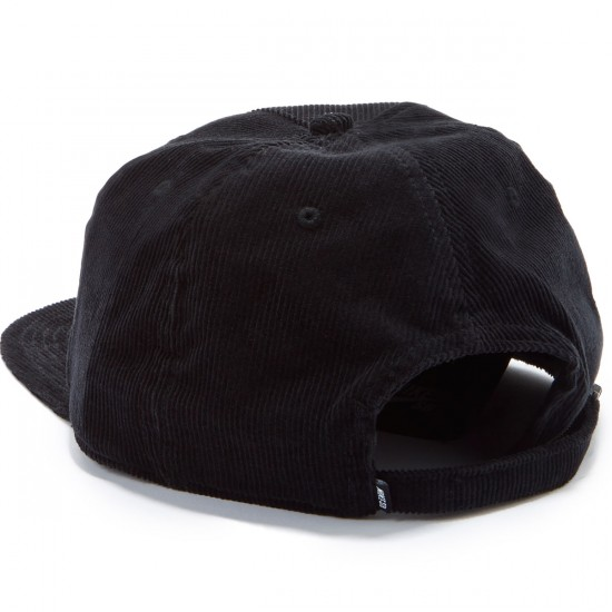 Nike SB Washed Courdory Pro Hat - Black/Pine Green/Black