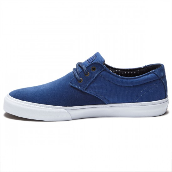 Lakai MJ Shoes - Blue Suede - 8.0