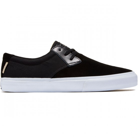 Lakai MJ Shoes - Black - 8.0