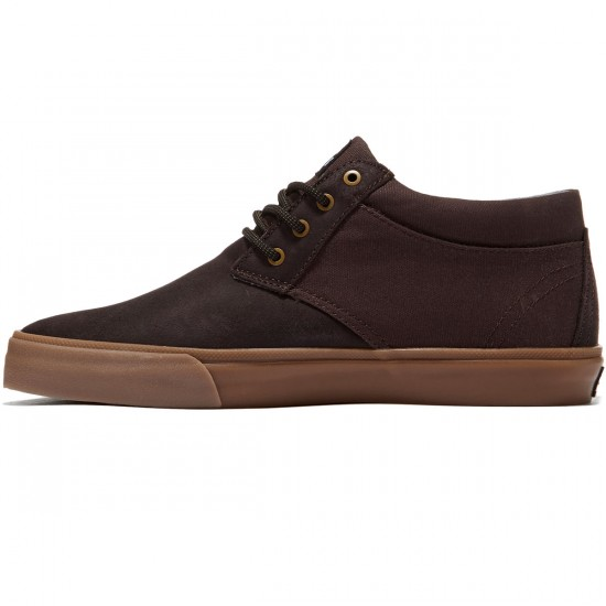 Lakai MJ Shoes - Espresso - 8.0