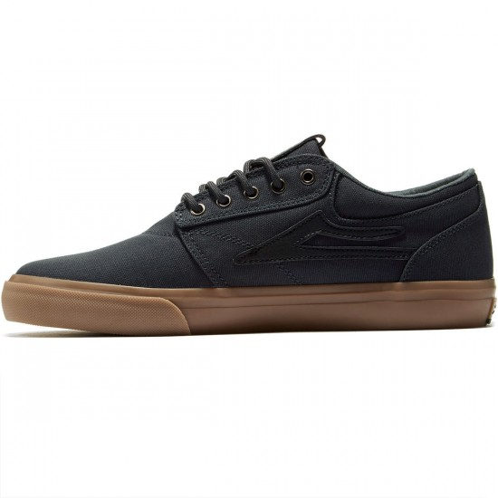 Lakai Griffin Shoes - Grey/Gum - 8.0