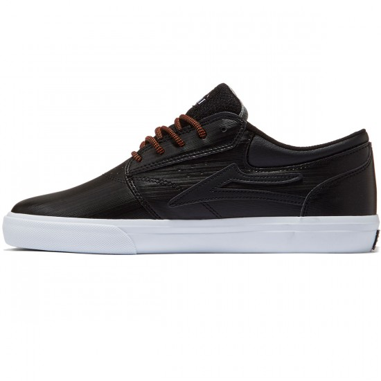 Lakai Griffin WT Shoes - Black - 8.0