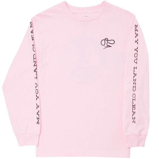 Lakai Blessing Long Sleeve T-Shirt - Pink