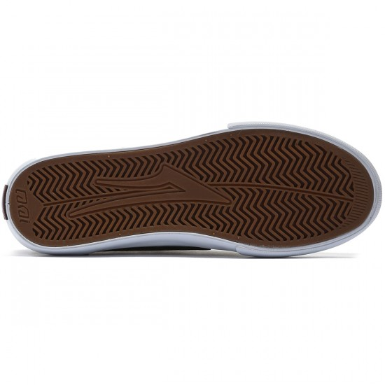 Lakai X Workaholics Griffin Shoes - Business Casual Leather - 8.0