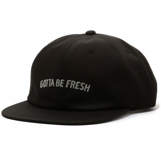 Lakai X Workaholics Fresh Polo Hat - Black