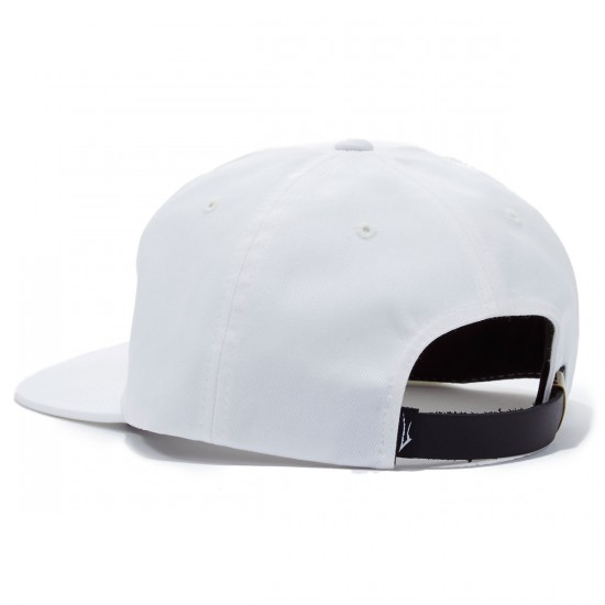 Lakai X Workaholics Fresh Polo Hat - White