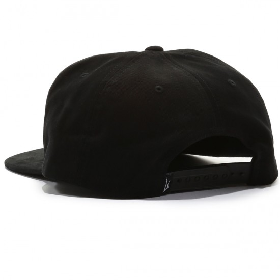 Lakai X Workaholics Blake Relaxed Hat - Black