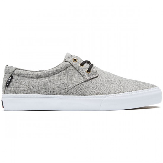 Lakai Daly Shoes - Grey Textile - 8.0