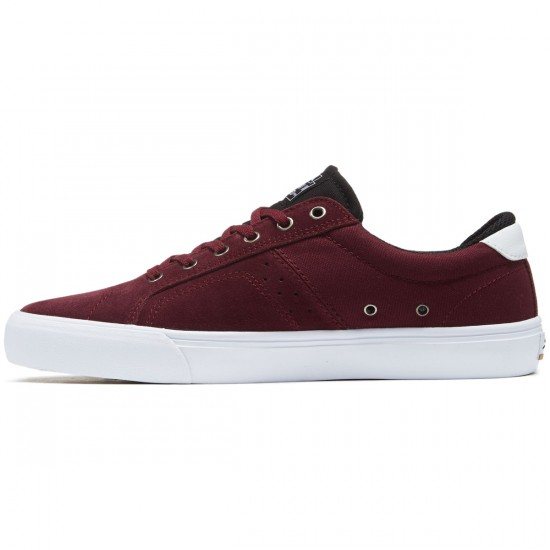 Lakai Flaco Shoes - Port Suede - 8.0