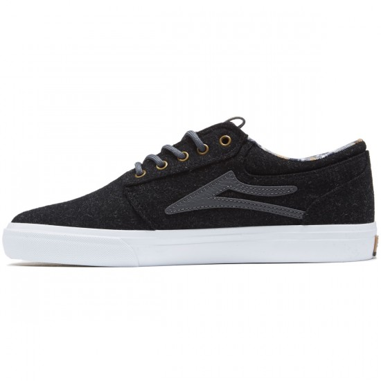 Lakai Griffin Shoes - Phanton Textile - 8.0