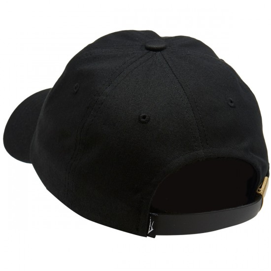 Lakai Carroll Dad Hat - Black