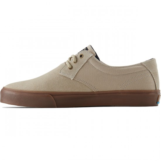 Lakai Daly Shoes - Tan Suede - 8.0