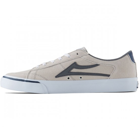 Lakai Ellis Shoes - Stone Suede - 8.0