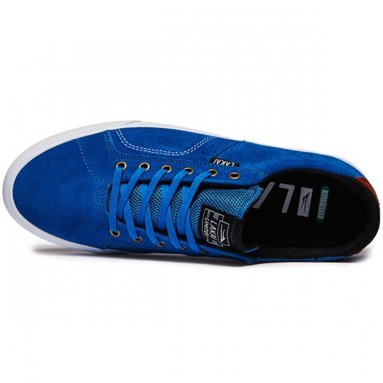 Lakai Flaco Mesh Shoes - Blue Suede - 8.0