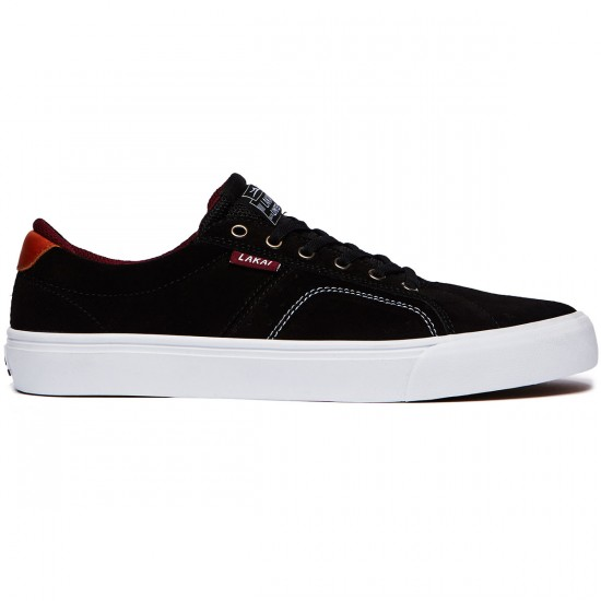 Lakai Flaco Mesh Shoes - Black/White - 8.0