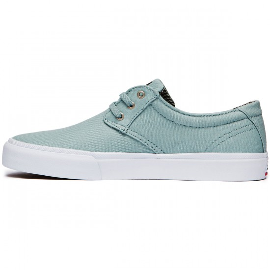 Lakai Daly Shoes - Lichen Green - 8.0