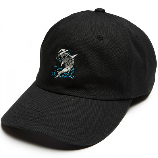 Lakai Shark Dad Hat - Black