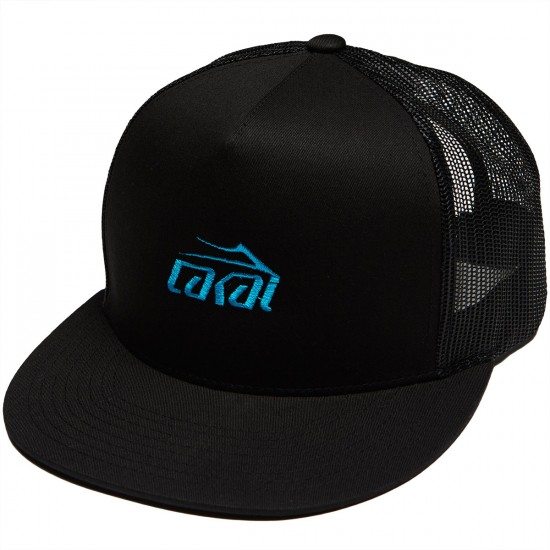 Lakai Basic Trucker Hat - Black