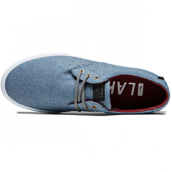 Lakai Daly Shoes - Denim Textile - 8.0