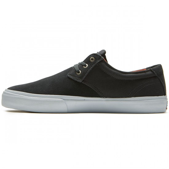 Lakai Daly Shoes - Phantom Suede - 8.0
