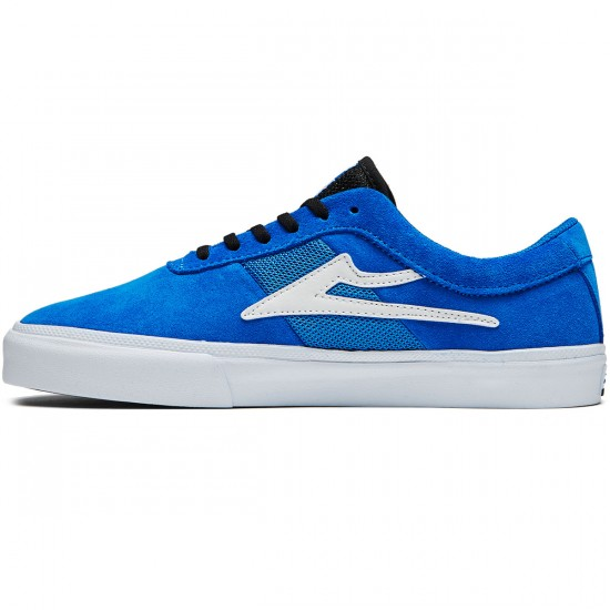 Lakai Sheffield Shoes - Blue Suede - 8.0