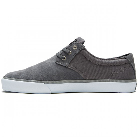 Lakai Daly Shoes - Grey Suede - 8.0