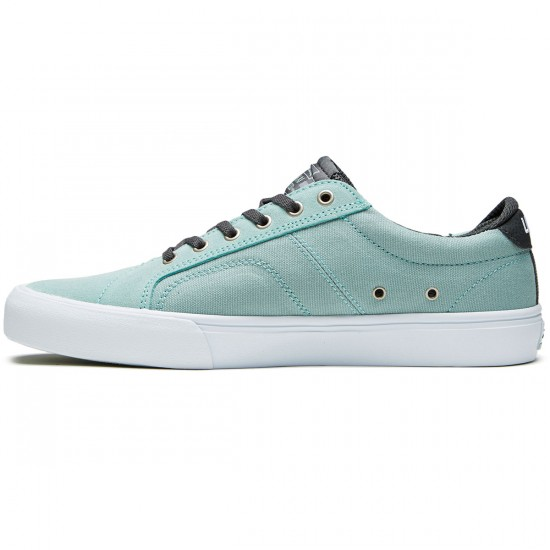 Lakai Flaco Shoes - Mint Suede - 8.0
