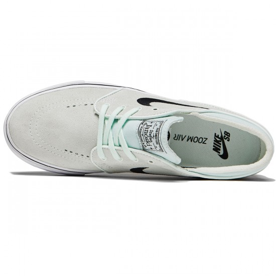 Nike Zoom Stefan Janoski Shoes - Barely Green/Black - 7.0
