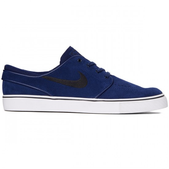 Nike Zoom Stefan Janoski Shoes - Binary Blue/Black - 7.0