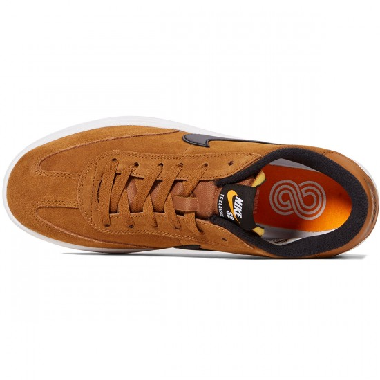 Nike SB FC Classic Shoes - Ale Brown/Black/White - 7.0