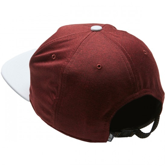 Nike SB Aerobill Hat - Dark Team Red/White/Pine Green
