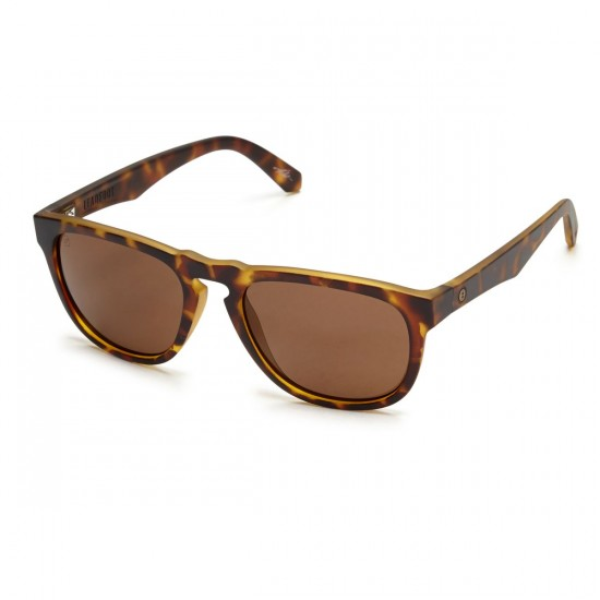 Electric Leadfoot Sunglasses - Matte Tortoise Shell/Bronze