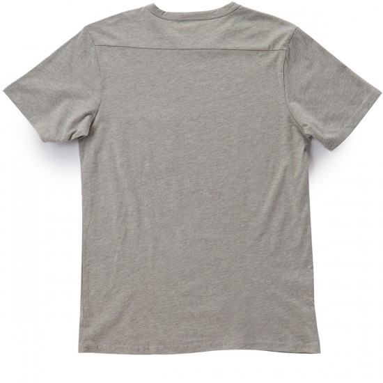 Electric Copro T-Shirt - Heather Grey