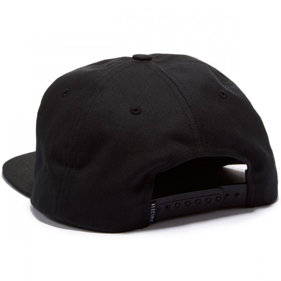 Electric New Uniform Hat - Black Camo