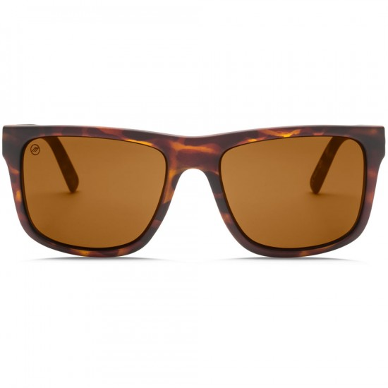 Electric Swingarm Xl Sunglasses - Matte Tort/OHM Polar Bronze