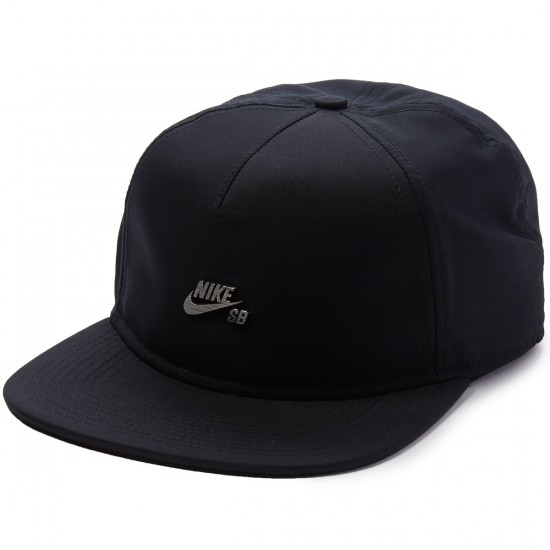 Nike SB Dry Hat - Black/Black/Dark Antique Black