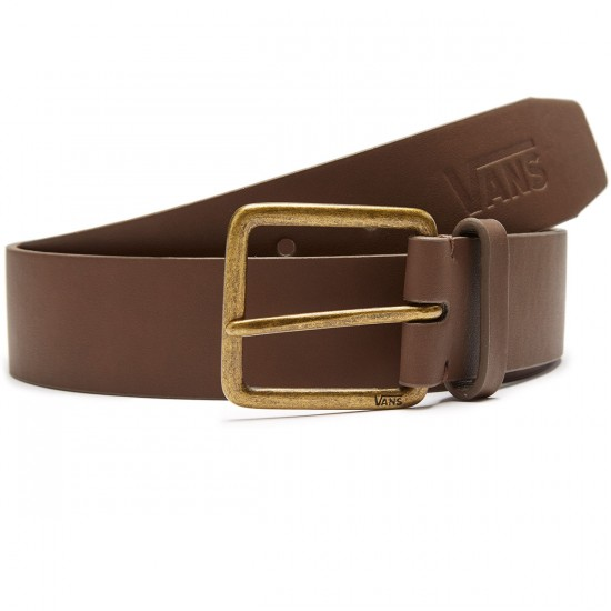 Vans Hunter PU Belt - Brown