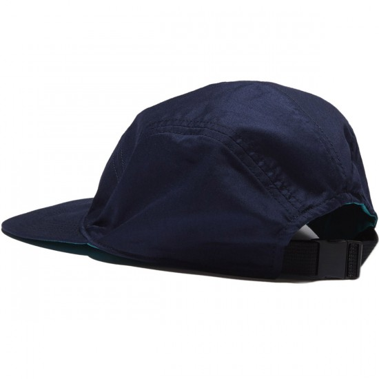 Nike SB Reversible 5 Panel Hat - Obsidian/Blue Cap