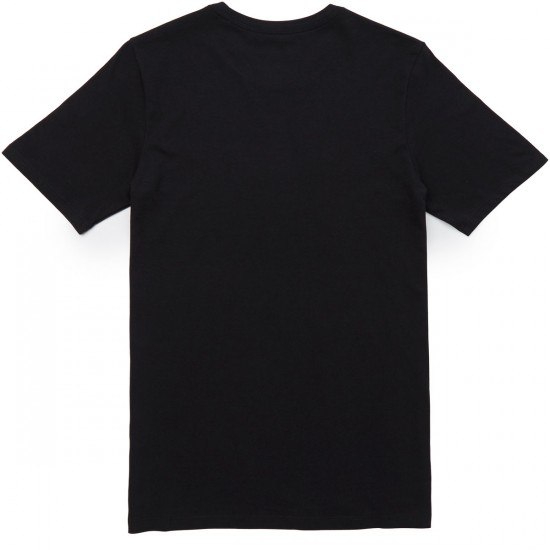 Nike SB Short Sleeve T-Shirt - Black/Black