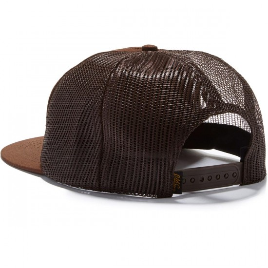 Loser Machine Road King Hat - Brown