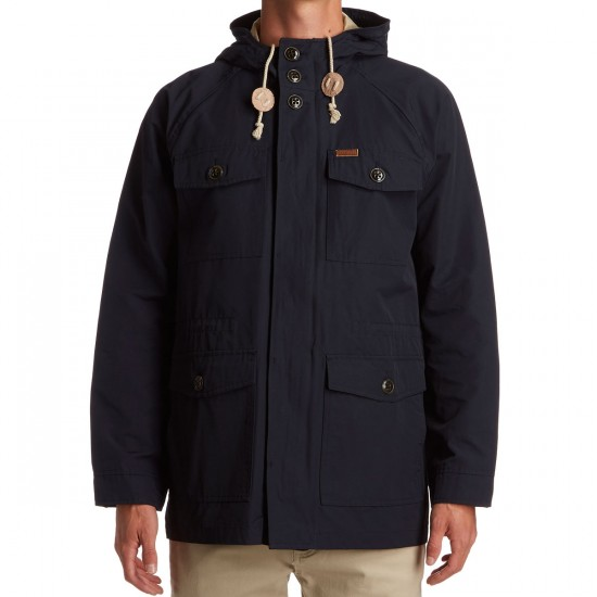 Dark Seas Skysail Jacket - Dark Navy